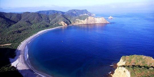 Cuál es la coloración del océano Pacifico