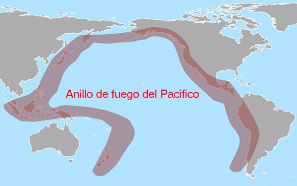 Imágenes del Océano Pacífico