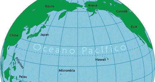 Por qué se llama Océano Pacifico