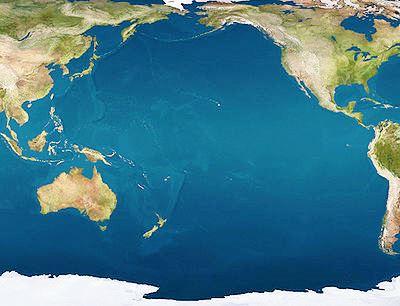 Qué es el océano Pacifico