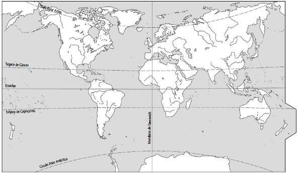 Principales ríos que desembocan en el océano Pacífico